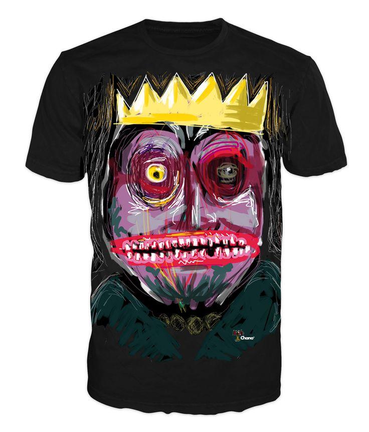 Chano Tshirts. Lear King