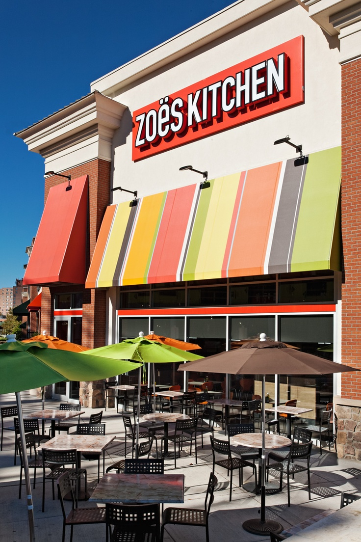 About Zoe S Kitchen