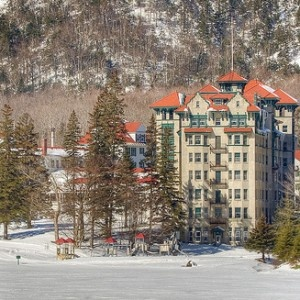 Been wanting to stay at The Balsams in Dixville Notch NH since I saw it when a teen.