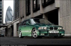 1997 BMW M3 Touring  - http://sickestcars.com/2013/06/10/1997-bmw-m3-touring/