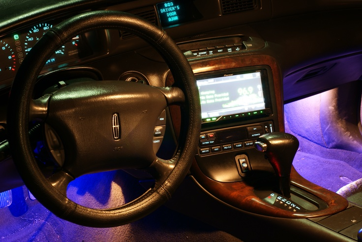 Lincoln Mark Viii Interior Beauty And Style Pinterest