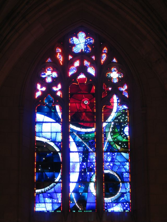 neil armstrong national cathedral space - photo #12