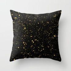 Galaxy I Throw Pillow