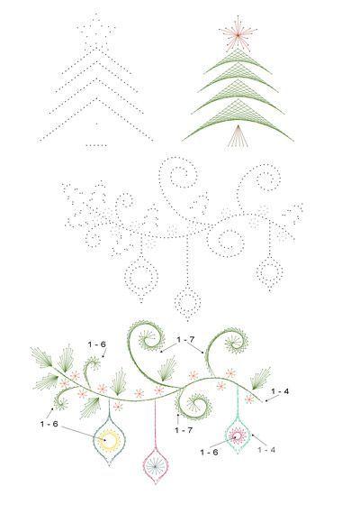 christmas tree etc: