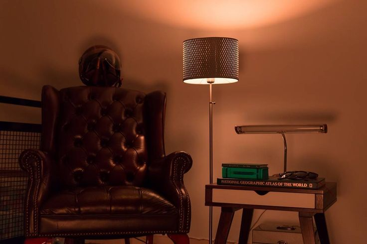 Take a trip back in time with ELA. Use light to design you space