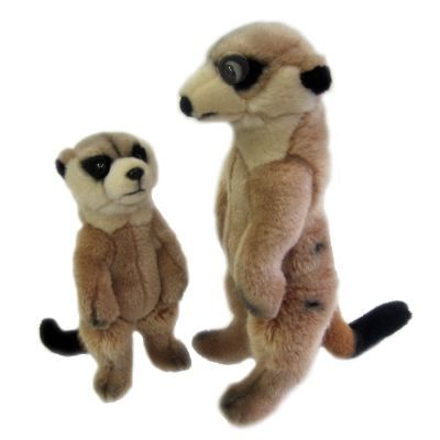 Meerkat royale plush toy