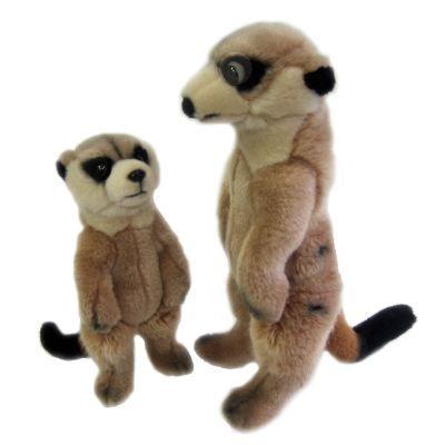 Meerkat royale plush toy