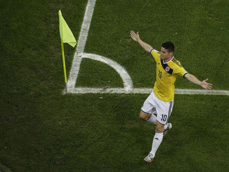22 añitos, una esposa, una niña, cinco goles y cuatro asistencias en un Mundial. El carpe diem de James Rodríguez