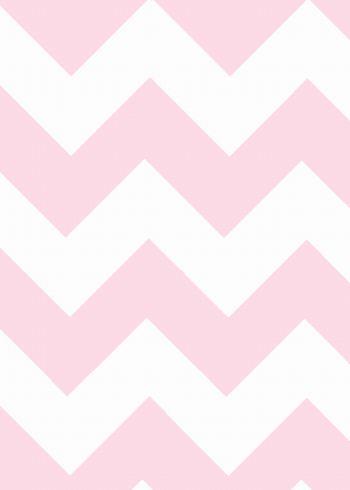 pink chevron printable for invitation