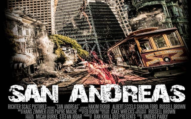 San Andreas movie download