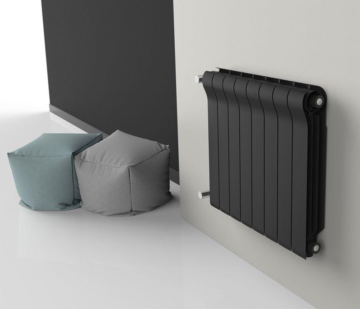 Ottimo radiator- made of recycled aluminium