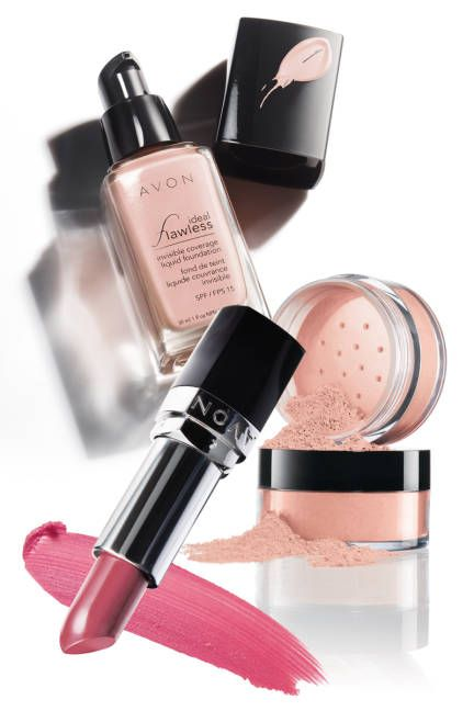 Products to do dewy minimalist makeup