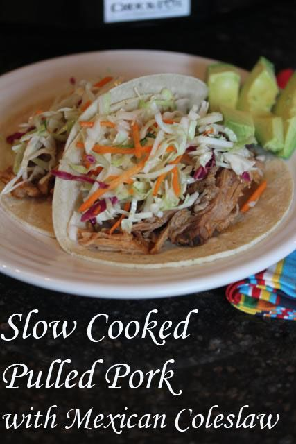 "Sometimes, you just gotta have you some Mexican flavors. This take on pulled pork is one I think we'll be enjoying often in the future!     I think pork is one of those meats that was ""made"" for the slow cooker. The longer, slower cooking time really lets the flavors blend so well.  These [...]"