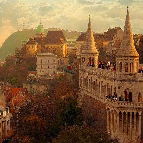 ♕Budapest, Hungary