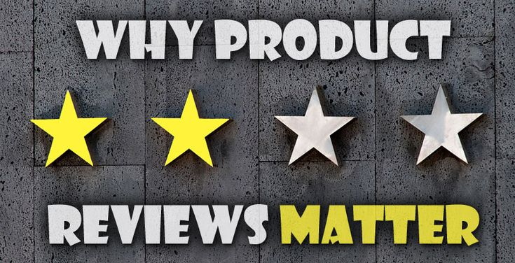 7 Reasons Why Product Reviews Matter for an eCommerce Site If you aren't giving your customers the ability to leave product reviews, you could be significantly hurting your conversions and sales—especially if you're marketing to Millennials. As a generation raised with technology, Millennials are more inclined to research your products well before they make a …
