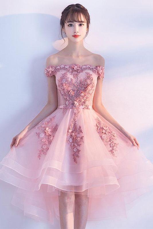 Kleid pink tull