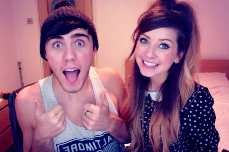 The cutest couple ever. ZALFIE <3