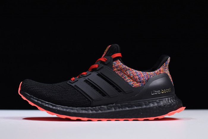 24cd53d68d6d6 adidas Ultra Boost D11 Black Rainbow BY1756 in 2019
