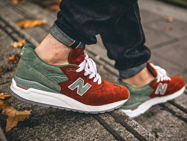 New Balance 998 Homme
