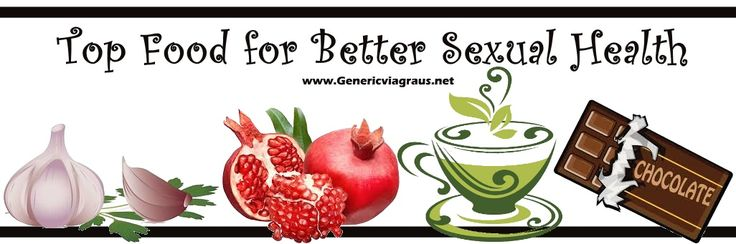 Top Food for Better Sexual Health