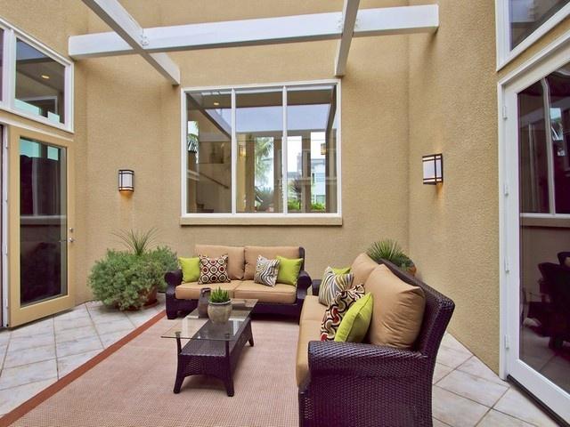 A Simple Guide To Enlivening Plain Patio Designs. Patio Decks, Outdoor ...