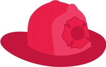 Fireman Hat http://svgcuts.com/