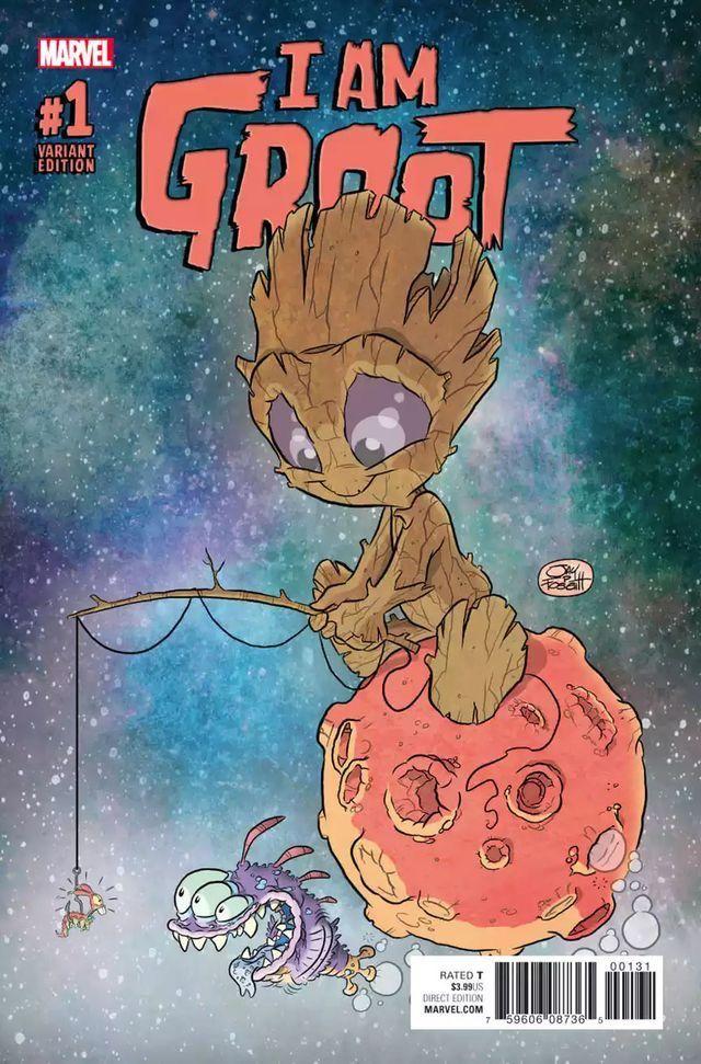 Eu Sou Groot.