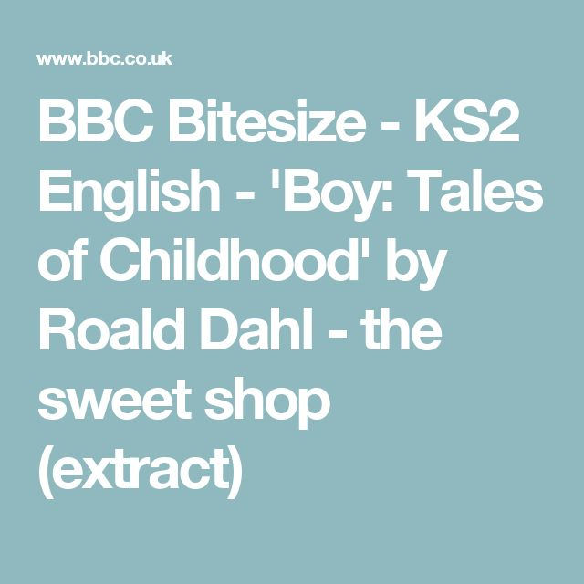 boy tales of childhood summary Books by roald dahl the bfg boy: tales of childhood boy and going solo charlie and the chocolate factory charlie and the great glass elevator the complete adventures.