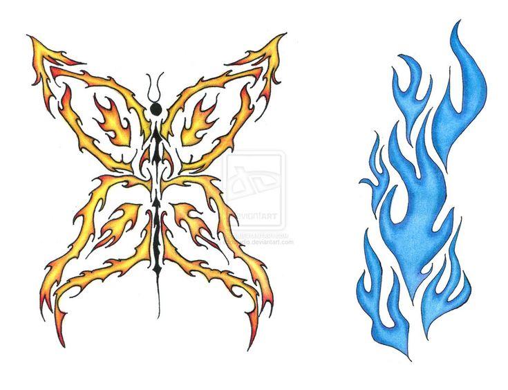 best 25 flame tattoos ideas on pinterest evil skull tattoo goodfellas tattoo and fire tattoo. Black Bedroom Furniture Sets. Home Design Ideas