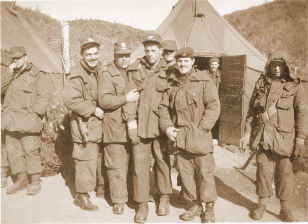 Canadians in the Korean War