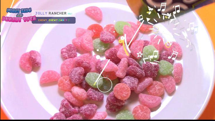 미국 젤리! 졸리 랜처 후르츠 젤리 오픈! 12 탄 !Jolly Rancher Jelly Sour Flavor with Fun M...