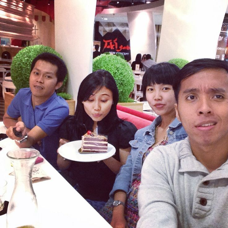 Putri's Birthday Celebrate
