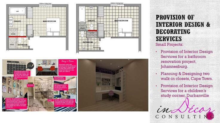 Room layout and workstation design proposal for a client in Bellville