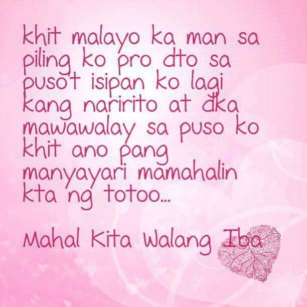 53 best Tagalog Quotes images on Pinterest | Hugot quotes, Hugot ...