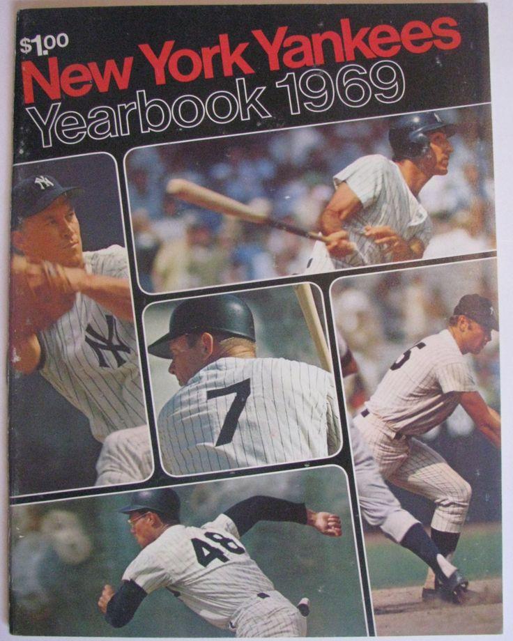 Mejores 29 imágenes de New York Yankees Yearbooks en Pinterest ...