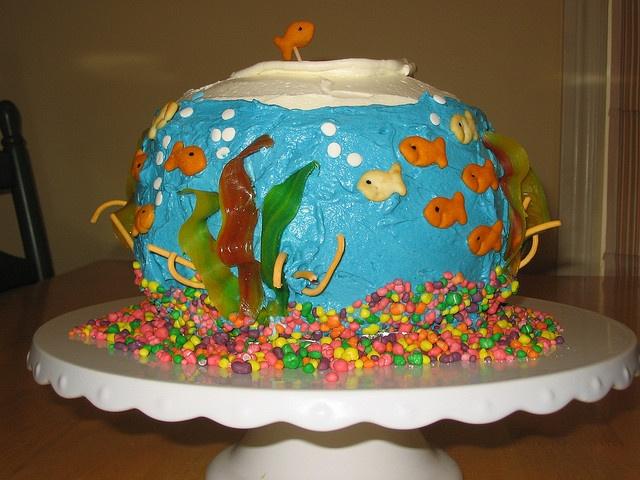 Birthday Bowl: Fancy, Schmancy Cakes & Parties