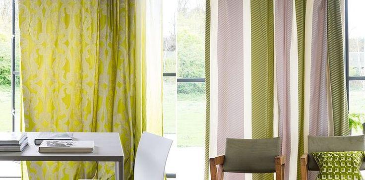 Stort og variert utvalg i tekstiler http://kvintblendex.no/produkter/gardiner/
