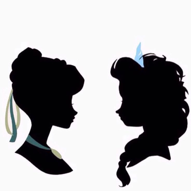 Princess Anna and Queen Elsa