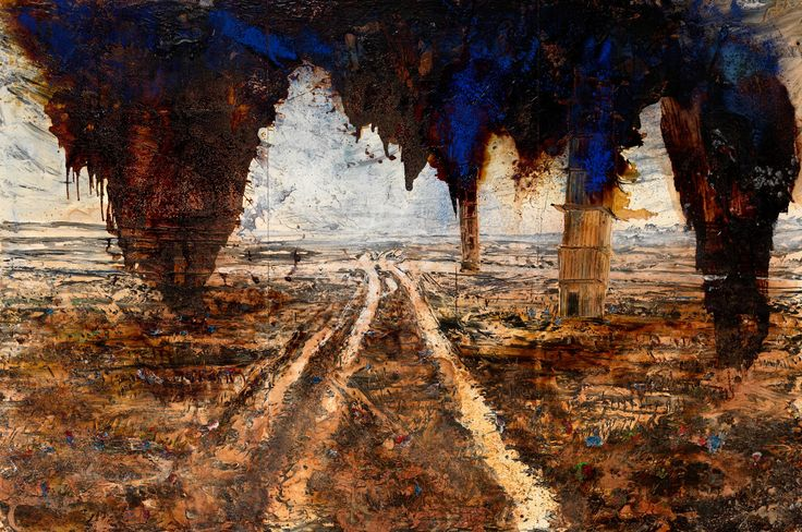 Anselm Kiefer review – an apocalyptic epitaph for the liberal age