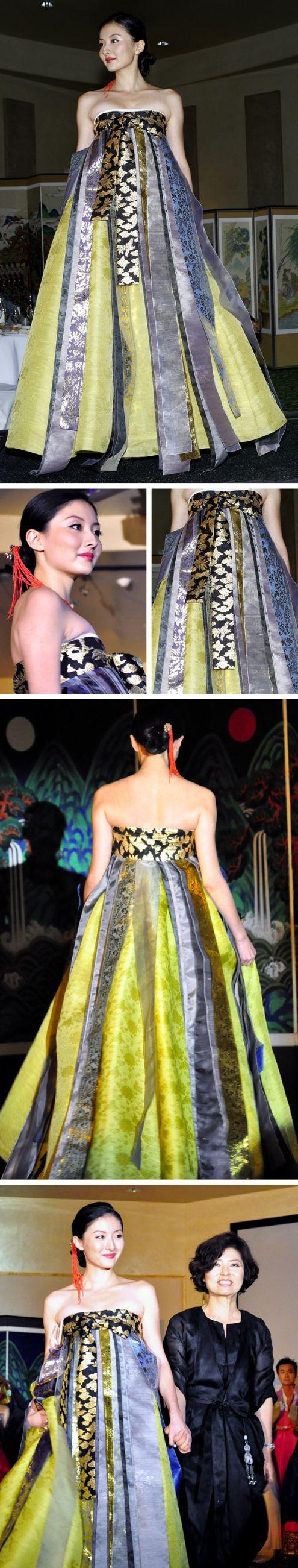 _MG_7041_a. Kim MeHee hanbok couture
