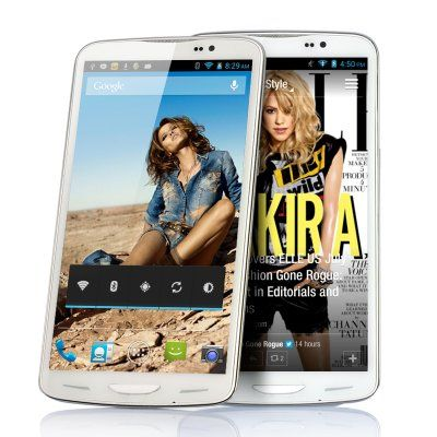6.5 Inch HD Android 4.2 Phablet - iNew 6000