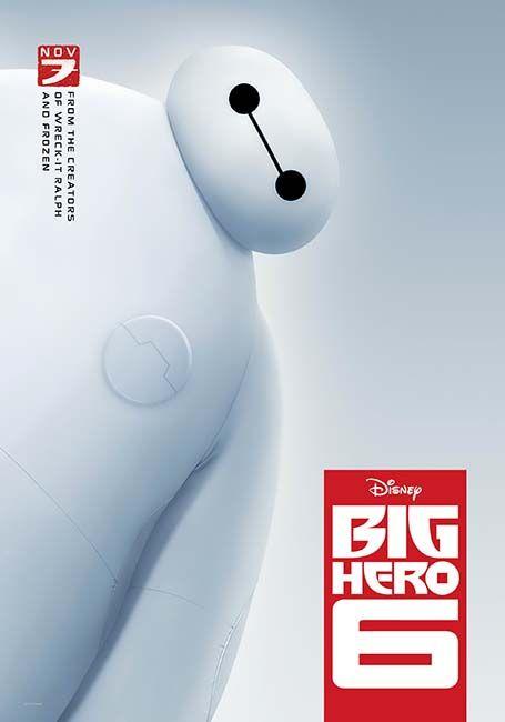Big Hero 6 - 6 Süper Kahraman 3D - 16 Ocak 2015 Cuma | Vizyon Filmi #BigHero6 #6SuperKahraman #3D #Sinema #Movie #film #Vizyon http://www.renklihaberler.com/sinema-709-Big-Hero-6-6-Super-Kahraman-3D