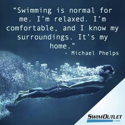 114 best swim quotes images on pinterest swim swimmers for Swimming pool quotes