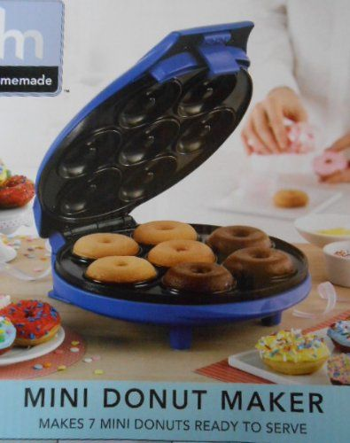 Bella Sensio Mini Donut Maker - Blue