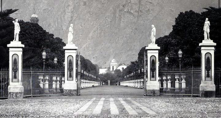145 best lima images on pinterest lima antigua viajes for Residencia torres de la alameda