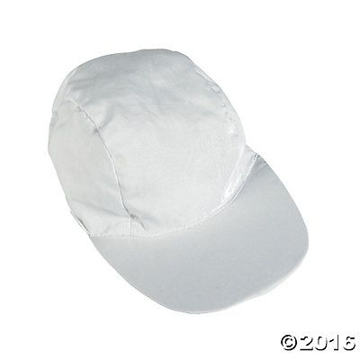 DIY Value White Caps - 12 pcs.
