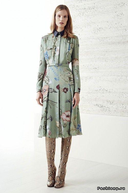 Gucci Круизная коллекция 2015