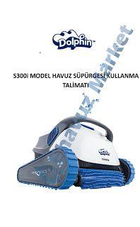 Ehavuz market: Maytronics S300i Dolphin havuz robotu temizleyici