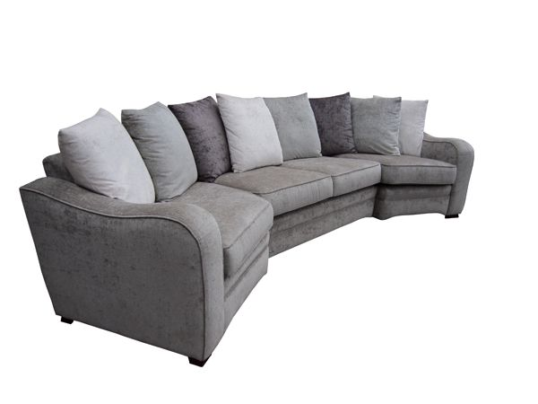 Colorado Pillow Back Corner sofa