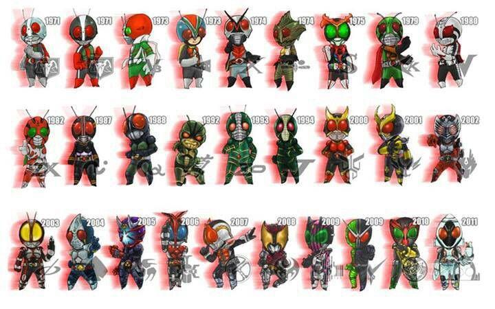 Kamen Rider..